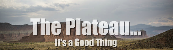 The Plateau... It's a Good Thing