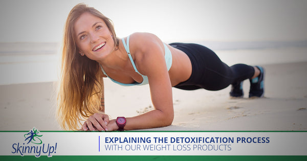 Explaining The Detoxification Process With Our Weight Loss Products