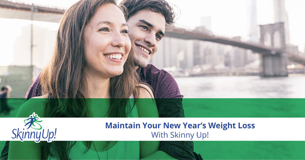 Maintain Your New Year's Weight Loss With Skinny Up!