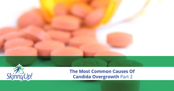The Most Common Causes Of Candida Overgrowth Part 2