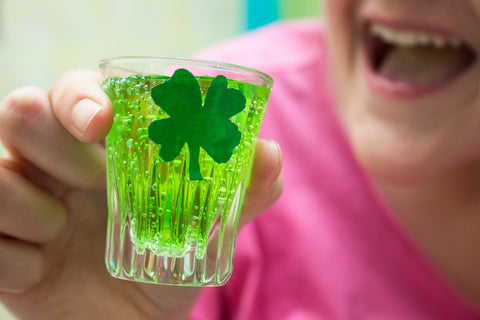 Know what you're putting in your body this St. Patrick's Day