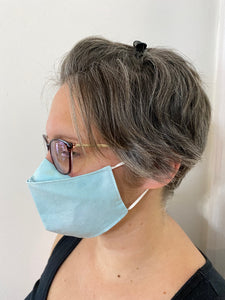 Flat Cotton Face Masks