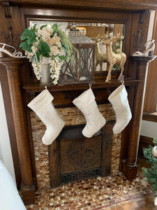 Holiday Stockings - Lace
