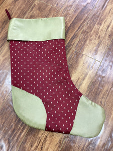 Holiday Stockings - Elf Toe