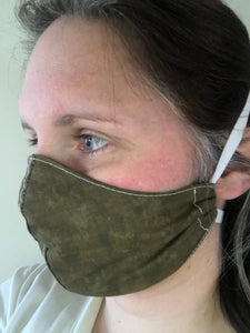 Surgical Face Masks - Fitted