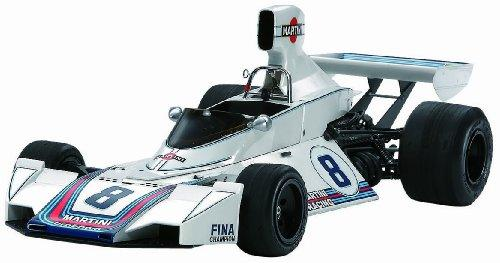 1/12 Martini Brabham BT44B 1975 (with Etching Parts) (Model Car)