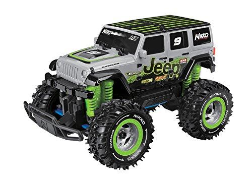 1/16-the REAL SOUND OFF-ROAD Jeep Wrangler N94154