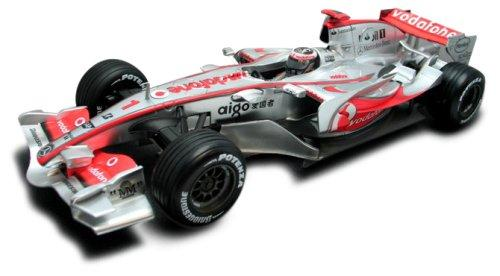 1/18 Scale Ready Made Die Cast - Mclaren F1 - Alonso 2007