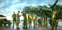 """Coming Home England"" Gil Cohen World War Two Aviation Jigsaw Puzzle [636 Pieces]"