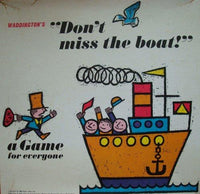 """Don't Miss the Boat"""