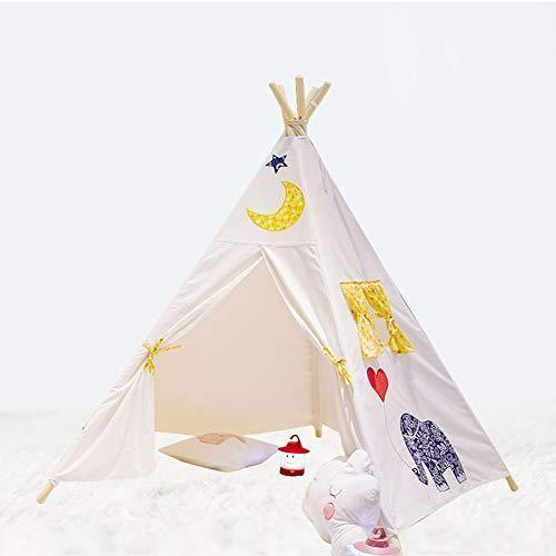 Play Tents Pretend Play Kids Teepee Tent Foldable Children