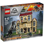 .LEGO Jurassic Fallen Kingdom: Indoraptor Rampage at Lockwood Estate (75930)