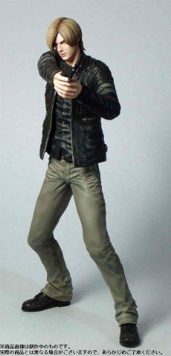 Resident Evil 6 Leon S Kennedy Scale Pvc Action Figure