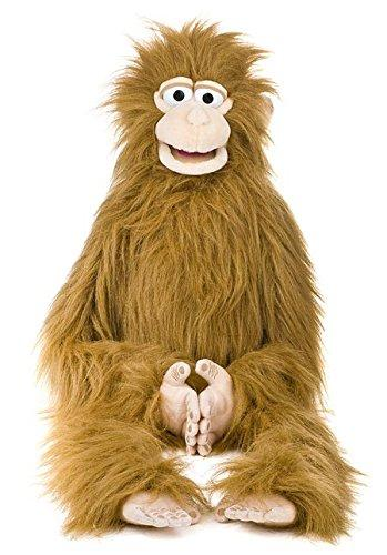 ''Silly Monkey'', 38In Wrap Around Puppet, -Affordable Gift for your Little One! Item #DSPU-SP2004B