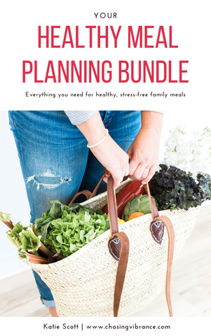 Summer Healthy Meal Plan Bundle