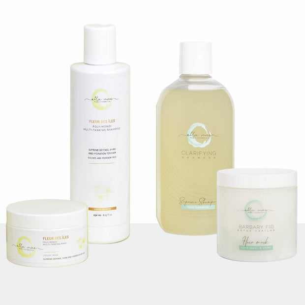 Ella Mae Fleur Des Isles Shampoo & Mask Wild Fig Botox Package + Choice of Shampoo & Mask