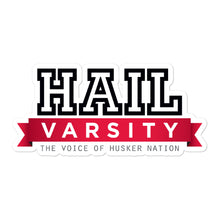 Load image into Gallery viewer, Hail Varsity Square Logo Sticker