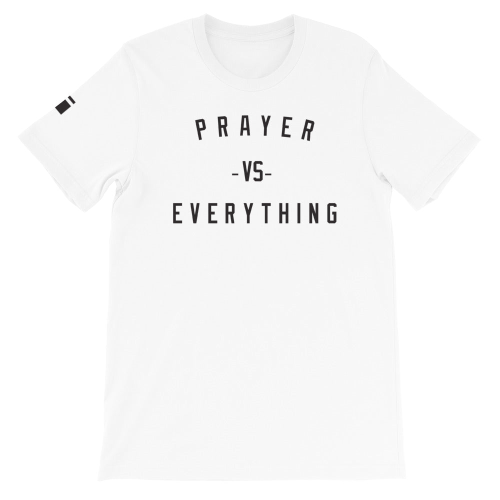 Prayer Short-Sleeve Unisex T-Shirt - one love islam