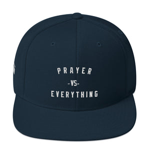 Prayer VS Snapback Hat