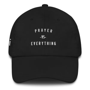 Prayer VS Dad hat