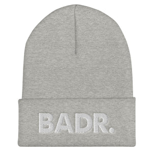 Badr. Cuffed Beanie - one love islam