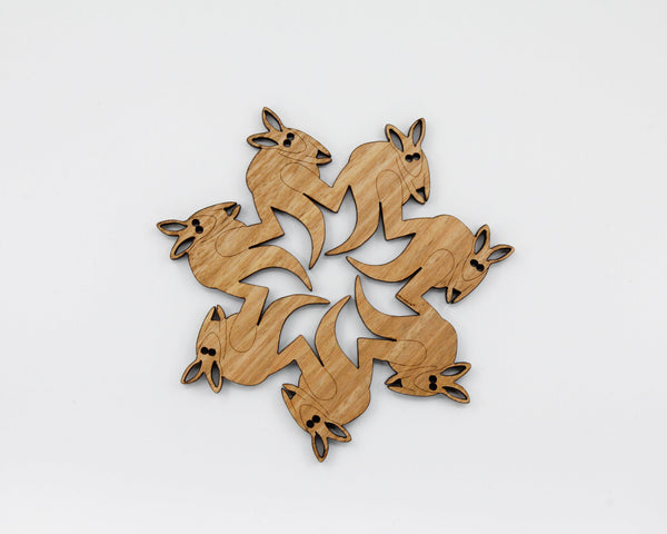 Kangaroo Trivet - Gifts At The Quay