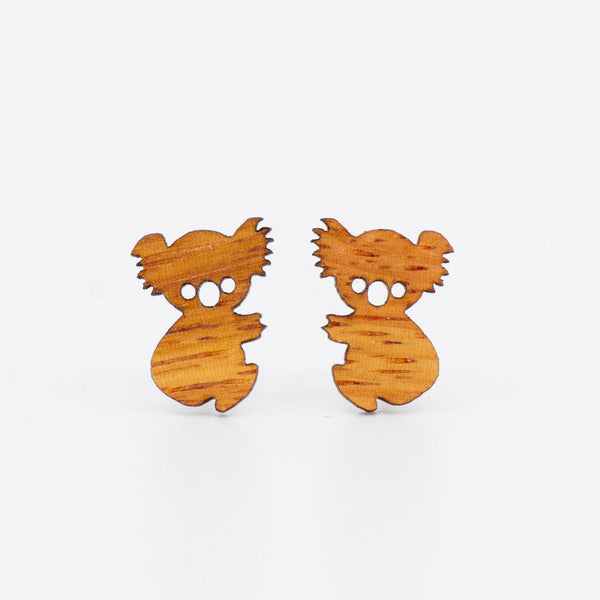 Koala Studs - Gifts At The Quay