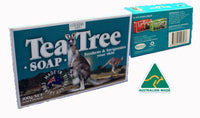 Tea Tree Soap - Australian Made - Gifts At The Quay