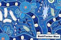 Aboriginal Round Tablecloths - Gifts At The Quay