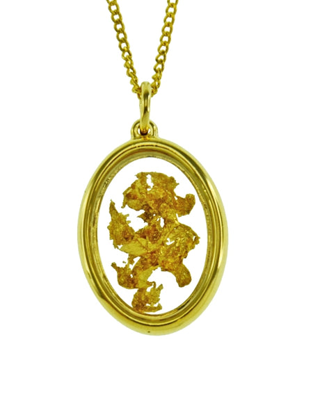 GP250103 Gold Pendant - Gifts At The Quay