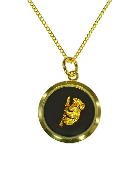 GP250117 Gold Pendant - Gifts At The Quay