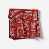 Aboriginal Art Handkerchief - Gifts At The Quay