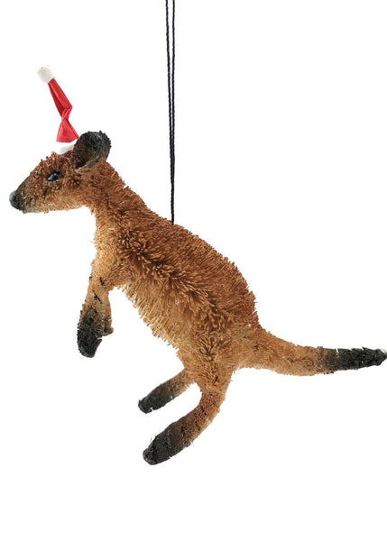 Kangaroo Christmas Ornament - Gifts At The Quay