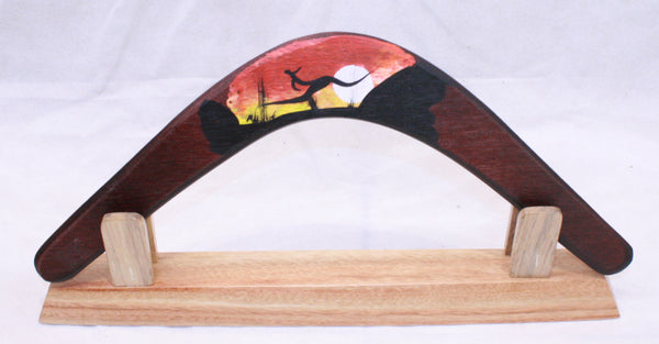 Wooden Returning Boomerang
