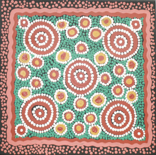 Linda Brown Aboriginal Art Painting