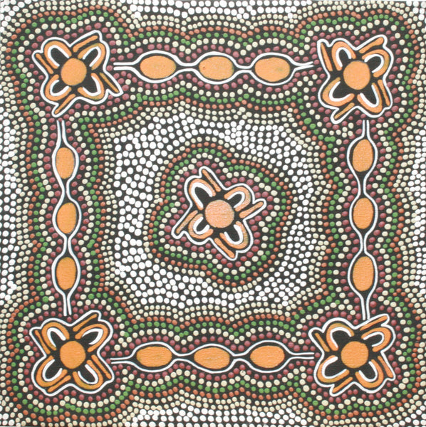 Debbie Whitton Aboriginal Art Painting