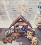 Australian Animal Nativity Set - Gifts At The Quay