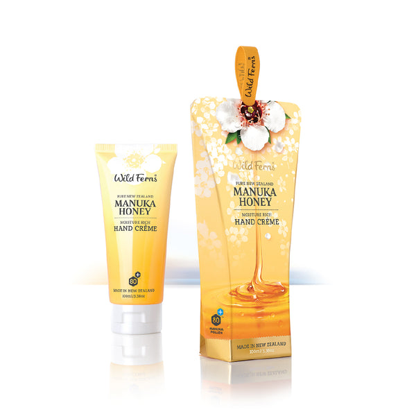 Manuka Honey Moisture Rich Hand Crème