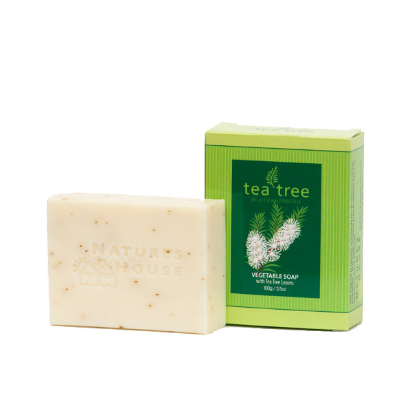 Tea Tree Soap - Gifts At The Quay