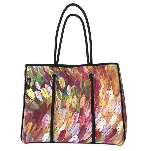 Neoprene Tote Bag - Gloria Petyarre
