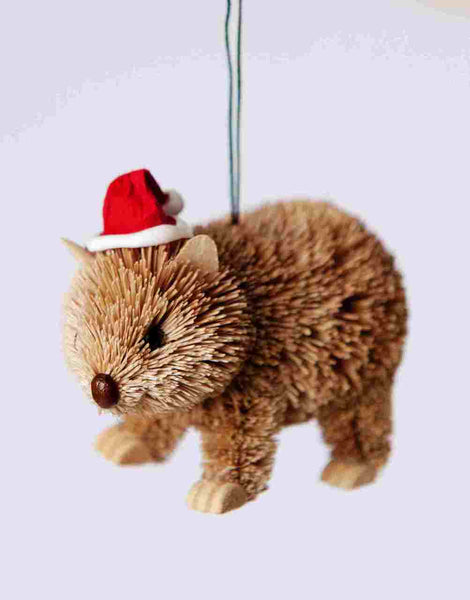 Wombat Christmas Ornament - Gifts At The Quay