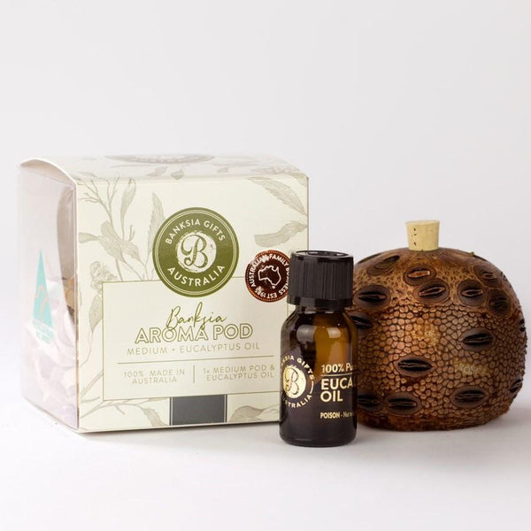 BANKSIA MEDIUM AROMA POD GIFT PACK - Gifts At The Quay