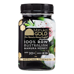 Raw Australian Manuka Honey +20 NPA
