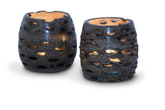Set of Two Hollow Banksia Tea Lights