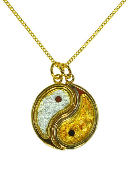 GP250118 Gold Pendant - Gifts At The Quay