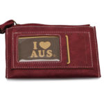 Suede Colour Card Wallet
