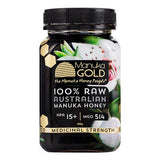 Raw Australian Manuka Honey +15 NPA