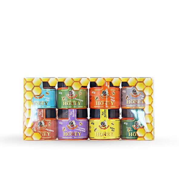 8 x 42g Assorted Honey - Gifts At The Quay