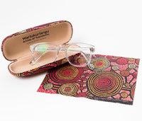 TEDDY GIBSON GLASSES CASE - Gifts At The Quay