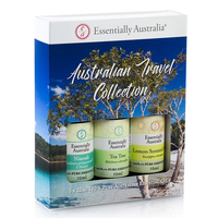 Australian Travel Collection – Essential Oil Gift Pack